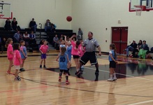 2nd Grade Championship Tip Off