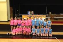 2nd Grade Championship Game Pink Panthers (Gump) Pink vs. Preston Memorial (Monti/Simpson) Blue