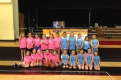 2nd Grade Championship Game Pink Panthers (Gump) Pink vs. Preston Memorial (Monti/Simpson) Blue